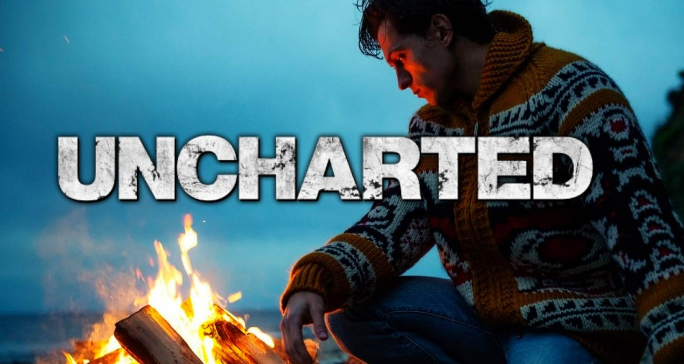 Uncharted Movie By Sony Playstation Exclusive Video Game