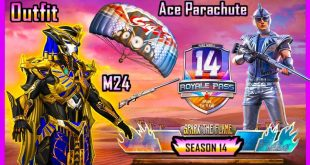 Pubg Mobile Season 14 Free Royal Pass